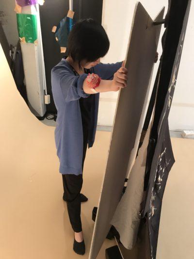 着物撮影の裏側